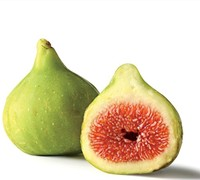 Green Ischia Figs